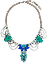 Rada' Radà chandelier draped necklace