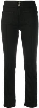 Schumacher Dorothee slim-leg trousers
