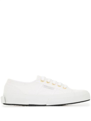 E.m. Bow-Detail Low-Top Sneakers