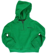 Ben Sherman Kid's Green Hooded Sweater