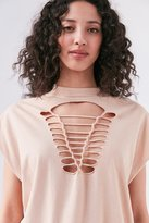 Truly Madly Deeply Macrame Tee