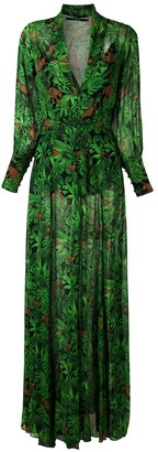 Eva Floresta long dress