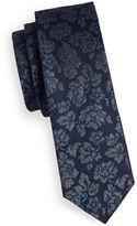 The Tie Bar Intellect Floral Silk Tie