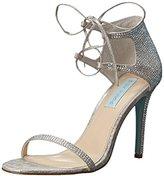 Betsey Johnson Blue by Women's SB-Gabi Dress Sandal