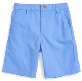 Vineyard Vines Boy's 'Summer' Cotton Twill Shorts