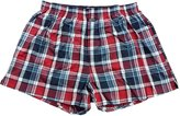 Jockey Men's Pack of 1 USA Originals Checked Design Woven Boxer Shorts (6XL)