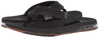 Reef Fanning Low (Grey/Blue) Men's Sandals
