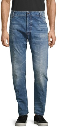 G Star Raw Tapered-Fit Jeans