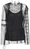 3.1 Phillip Lim Silk lace top