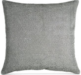 """Donna Karan Home Fuse 18"""" Square Embroidered Decorative Pillow"""