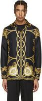 Versace Black Coup De Dieu Shirt