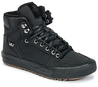 Supra VAIDER CW women's Shoes (High-top Trainers) in Black