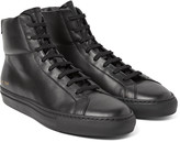 Common Projects - Original Achilles Leather High-top Sneakers