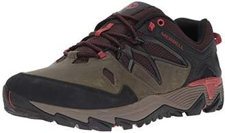 Merrell All Out Blaze 2, Men's Low Rise Hiking, Green (Dark Olive),(40 EU)