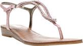 Carlos by Carlos Santana Women's Tindra Flat Sandal