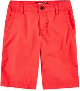 Arizona Poplin Chino Shorts - Boys 8-20 and Husky