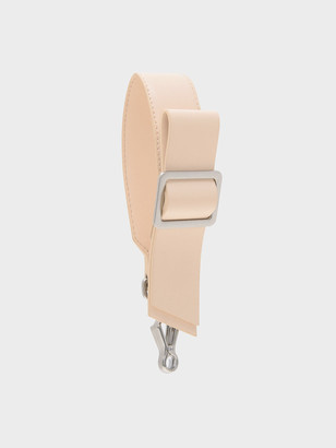 Charles & Keith Buckled Bow Detail Mini Strap
