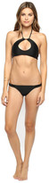 Bettinis Knotted Full Coverage Bottom 3528157313