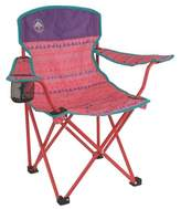 Coleman Youth Glow-in-the-Dark Quad Chair - Pink