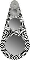 Fornasetti Optical 4 Convex Mirrors
