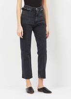 Rachel Comey washed black lenox pant