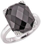 Gerry Weber 138993610560-Ring-Women's Stainless-steel-crystal Metallic