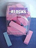 Diamond Cosmetics Nail Block Pastel 108 pcs sku# 903500MA