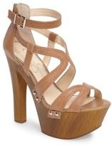Jessica Simpson Women's Dorrin Platform Sandal