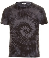 Valentino Short-sleeved Tie-dye T-shirt