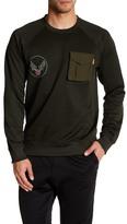 Reebok Beams 3D-Pocket Sweater