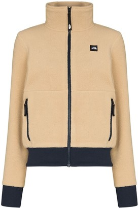 The North Face Two-Tone Zip-Up Jacket