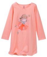 Petit Lem Princess Tutu Dancer Nightgown (Toddler & Little Girls)