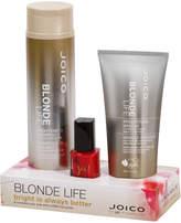Joico Blonde Life and Nail Varnish Bundle (Worth 33.60)