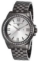 Swiss Legend Women's 10551-GM-22S Allure Analog Display Swiss Quartz Grey Watch