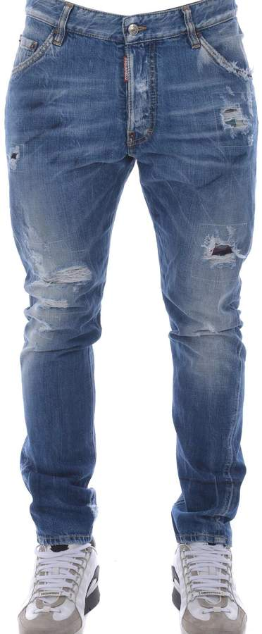 DSQUARED2 Kenny Distressed Jeans