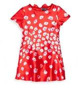 Oscar de la Renta Toddler's, Little Girl's & Girl's Floral Bow Dress