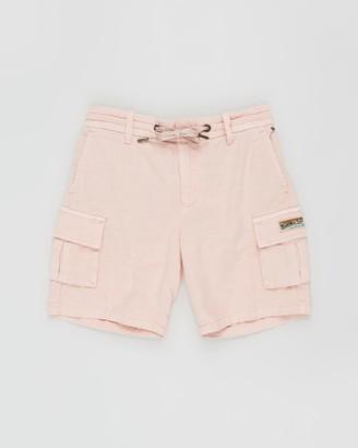 Scotch Shrunk Cargo Shorts - Teens