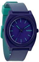 Nixon Time Teller P - Teal / Purple Fade