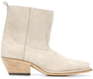Vic Matié Ankle Length 55mm Boots