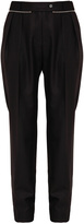 Preen by Thornton Bregazzi Multi Zip Wool Pants