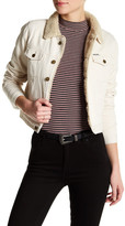 Rolla's Hutchence Faux Shearling Jacket