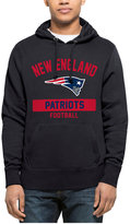 '47 Men's New England Patriots Gym Issued Hoodie