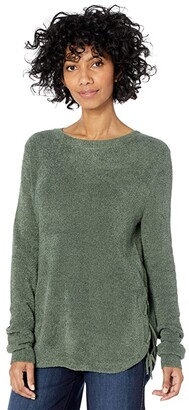 Carve Designs Willa Sweater (Hunter) Women's Clothing