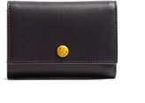 Anya Hindmarch Wink tri-fold leather wallet
