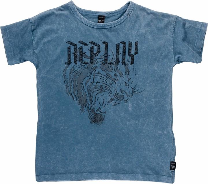 Replay Boys' SB7346.050.22658G T-Shirt