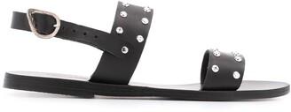 Ancient Greek Sandals Dinami rivet sandals