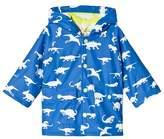 Hatley Colour Changing Dinosaur Menagerie Raincoat
