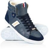 Superdry Super Sleek High Top Sneakers