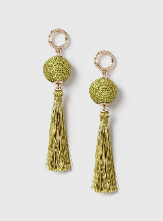 45417d8d2 Dorothy Perkins Yellow Earrings - ShopStyle UK