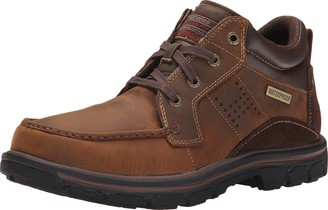 Skechers USA Men's Segment Melego Chukka Boot